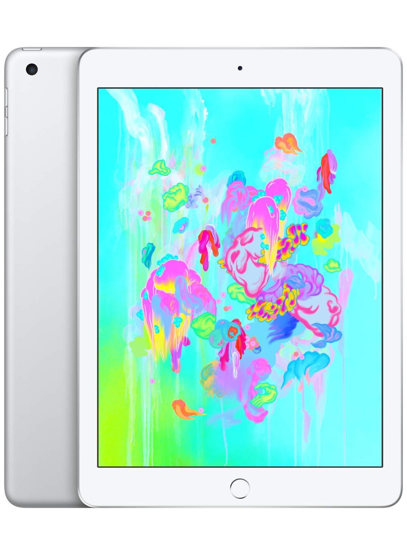 "Apple iPad (9,7"", Wi-Fi, 128GB) Silver model (Generacja 6, 2018)"