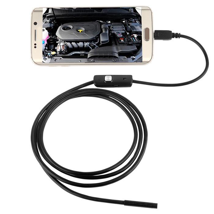 Endoskop kamera inspekcyjna na Android @Gearbest