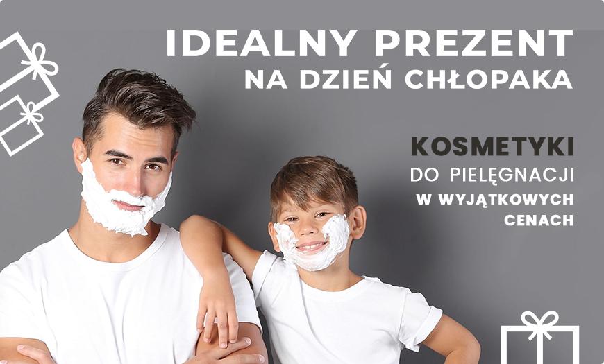 Kosmetyki do pielęgnacji na Dzień Chłopaka