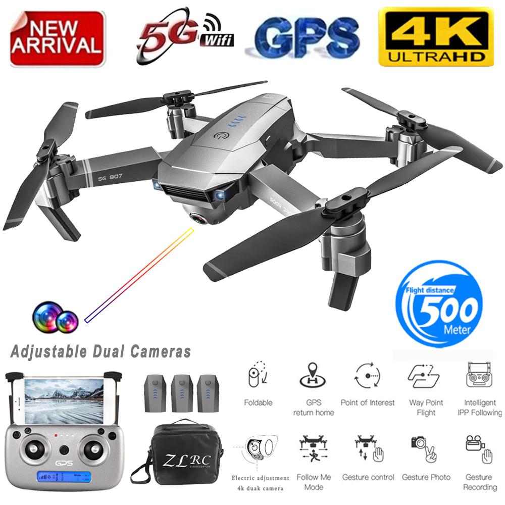 Dron Goolrc SG907 z kamerą 5G WiFi