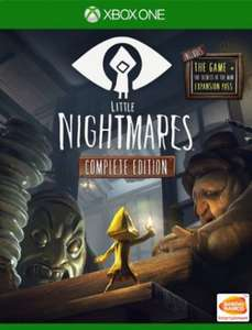 Little Nightmares Deluxe Edition PL Xbox One