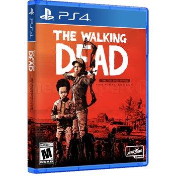 The Walking Dead: Final Season Gra PS4 na mediaexpert
