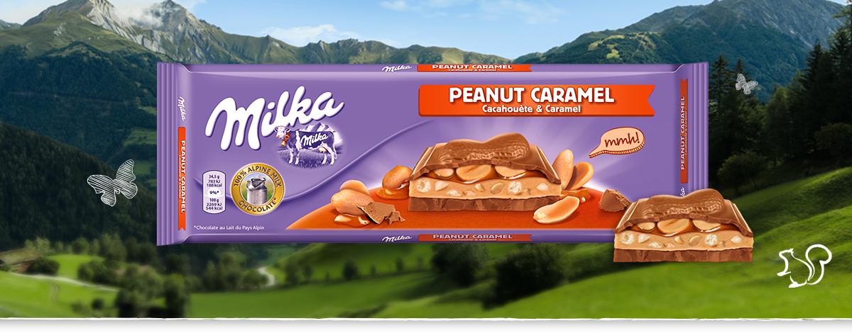 Czekolada Milka 250-300g różne rodzaje, Auchan, cena z kuponem w aplikacji od 26września