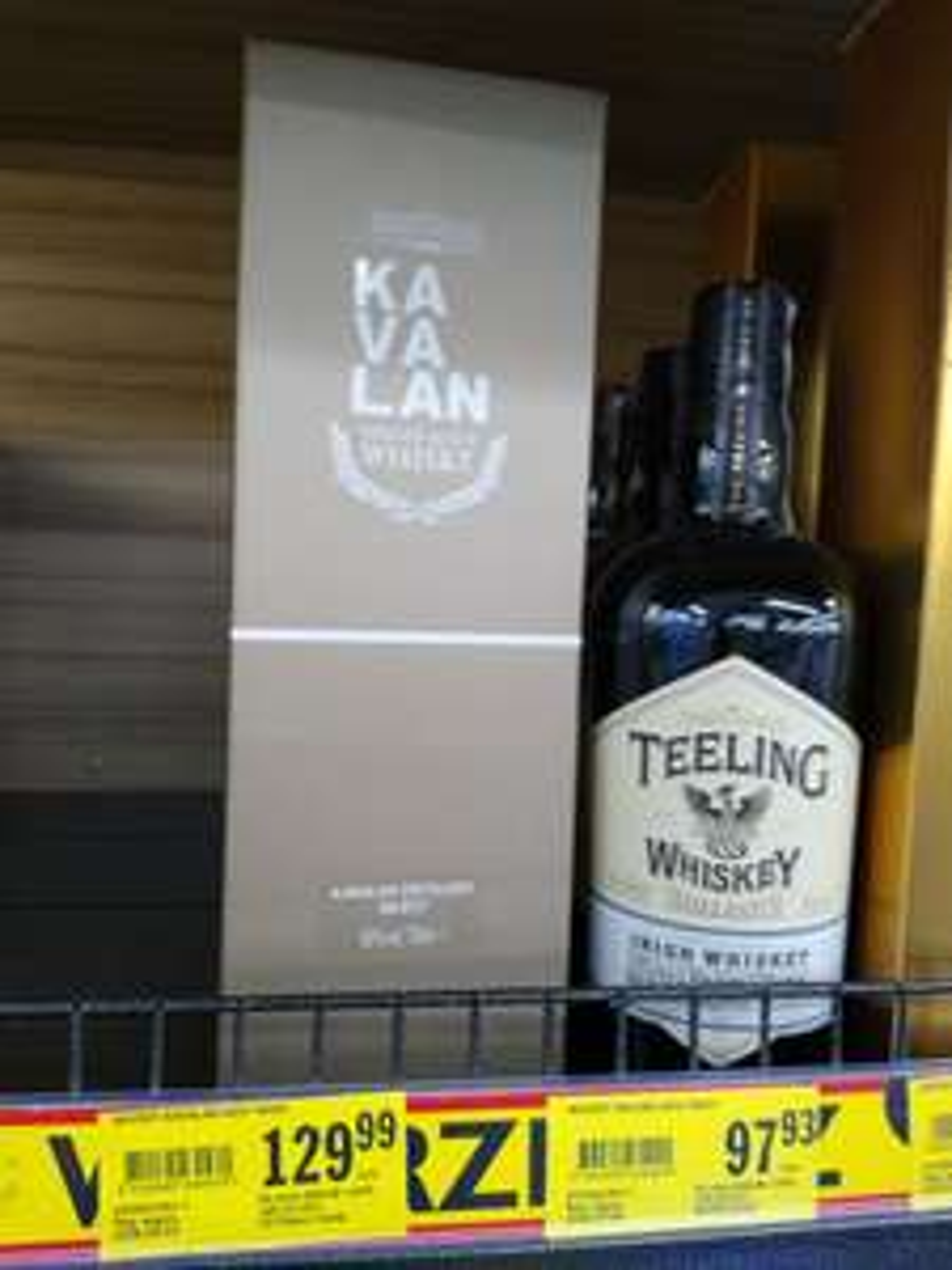 Whisky Kavalan Single Malt - Stokrotka