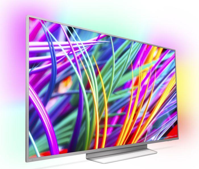 """Telewizor 75"""" PHILIPS 75PUS8303, 4K, WiFi, Smart, Ambilight, Android, Dolby Atmos, 100Hz, 16GB/4rdzenie"""