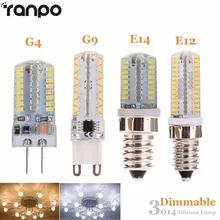 Żarówka LED COB mocowanie E14 lub G9