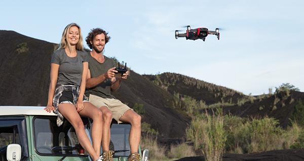 Jesienna Promocja w DJI ARS na akcesoria do dronów, smartfonów i sprzętu foto