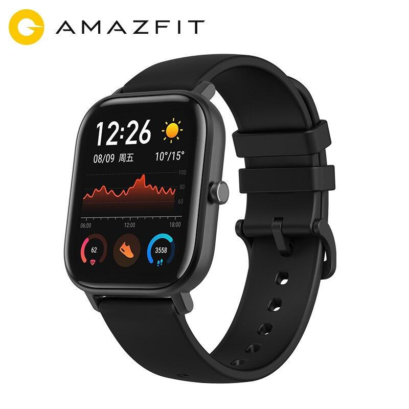 Amazfit GTS - kupon na $15 przed oficjalną premierą