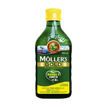 Mollers Gold Tran Norweski