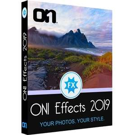 ON1 Effects 2019 - program do edycji zdjęć o wartośći 59,99 USD za darmo (Win i Mac).