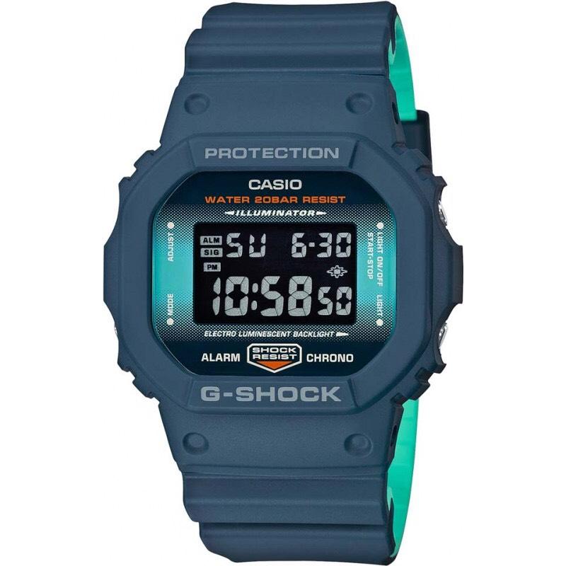 Casio Męski zegarek G-Shock DW-5600CC-2ER
