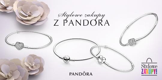Kup bransoletkę, a drugą taką samą lub tańszą otrzymasz w prezencie @ PANDORA