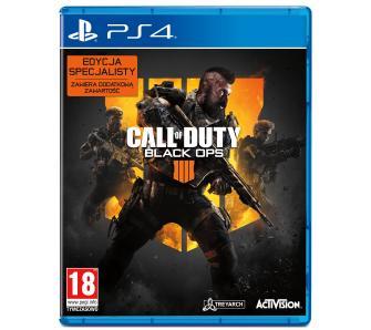 Call of Duty: Black Ops IV - Edycja Specjalisty PS4/Xbox One