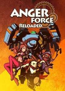 AngerForce: Reloaded Steam Key GLOBAL PC