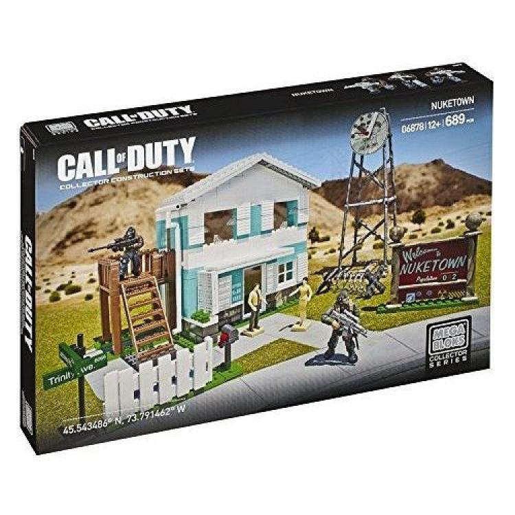 SMYK Call Of Duty Mega Bloks