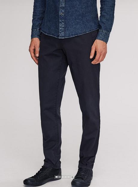 Męskie spodnie za 45zł przy zakupie dwóch sztuk @ Diverse