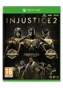 Injustice 2 Legendary Edition Xbox One/PS4