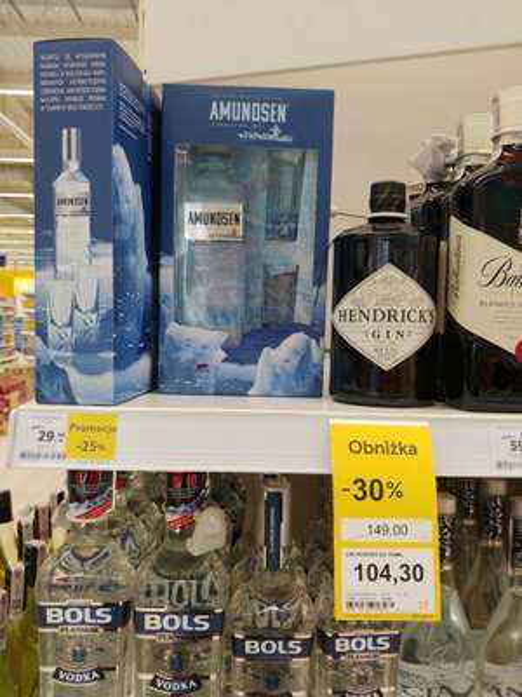 Hendricks Gin 0,7 [Tesco]