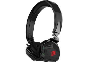 Bezprzewodowe słuchawki dla graczy Mad Catz F.R.E.Q.M za 210zł @iBOOD