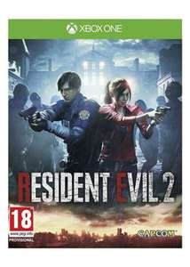 Resident Evil 2 Remake Xbox One/PS4