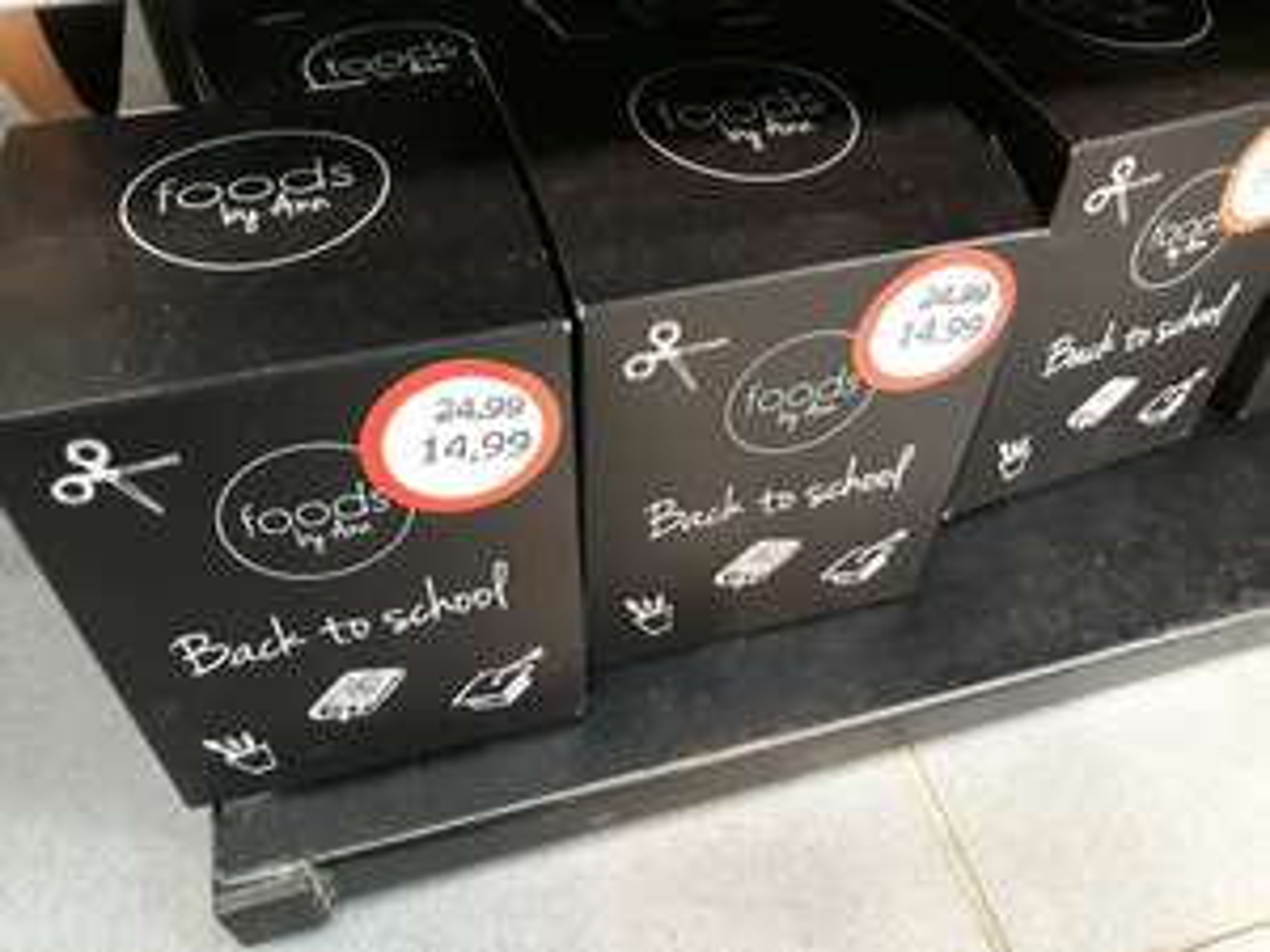 Foods by Ann back to school - Empik