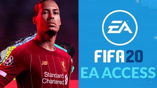 FIFA 20 PSN cyfrowa wersja PS4