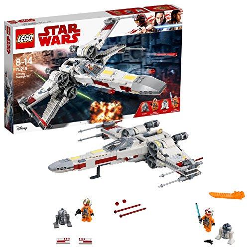 Klocki Lego Star Wars X-Wing Starfighter 75218 amazon.es