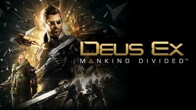Deus Ex: Mankind Divided €4.19 - [STEAM]