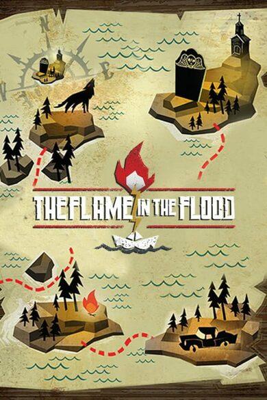 The Flame in the Flood Steam Key GLOBAL gra PC @Eneba