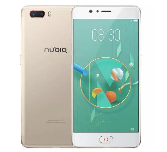 """Nubia M2 5.5"""" Snap 625 4GB/64GB Global ROM Złota z Hiszpanii"""