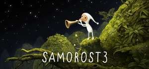 Samorost 3 Amanita Design gra Android @Google Play