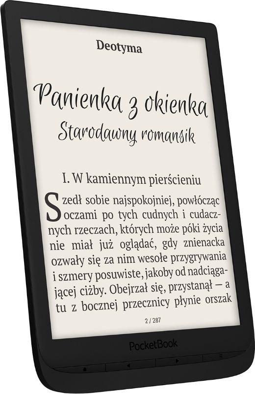 "Czytnik E-booków Pocketbook InkPad 3, ekran 7,8"" (PB 740, czarny)"