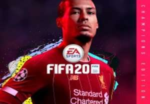 FIFA 20 - CHAMPIONS EDITION UPGRADE PS4 (Klucz)
