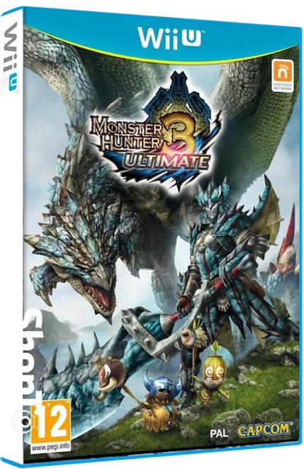 Monster Hunter 3 Ultimate [Wii U] za 69zł @ ShopTo