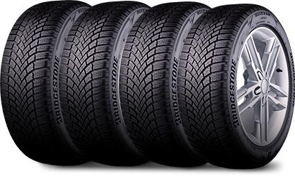 ZWROT ZA OPONY Bridgestone lub Firestone