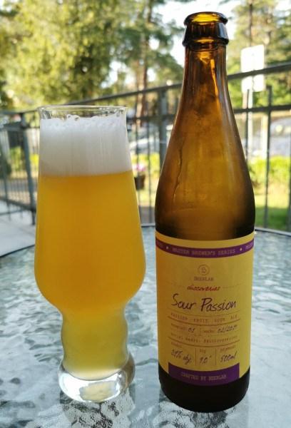 Sour Passion od beerlab -Biedronka