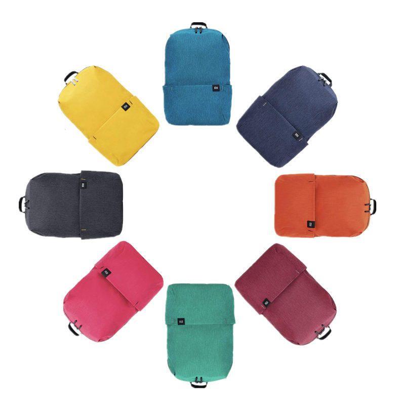 Plecak Xiaomi 10l za 24 zł (5,99 $) z szybką darmową wysyłką rejestrowaną, wszystkie kolory na stanie