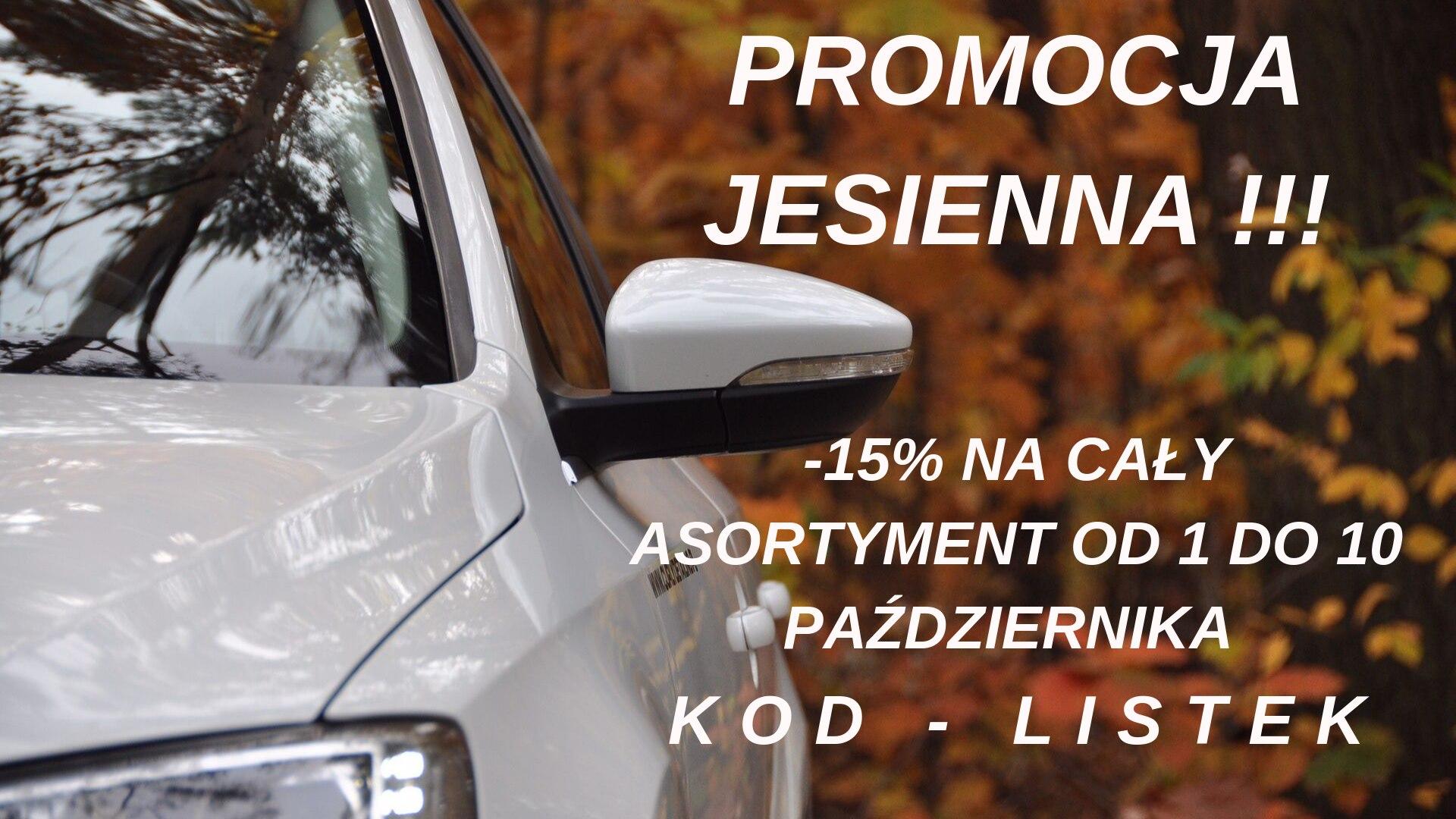 -15% na wszystko w Autonablask.pl