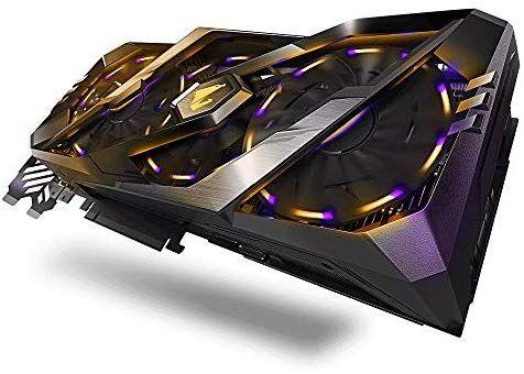 GIGABYTE AORUS Geforce RTX 2080 8GB DDR6