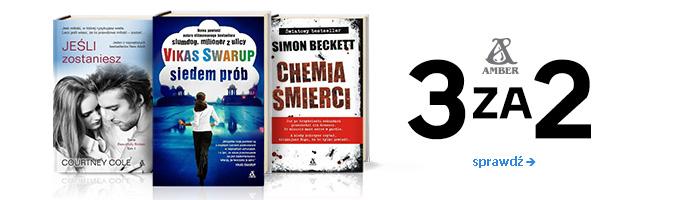 3 książki w cenie 2 @ Empik