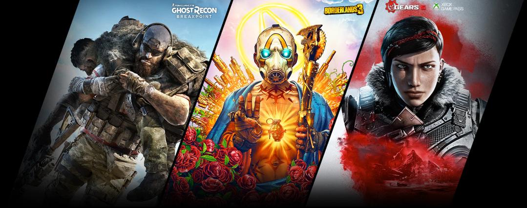 Borderlands 3, Ghost Recon Breakpoint lub The Outer Worlds gratis przy zakupie produktów AMD: karty graficzne i procesory