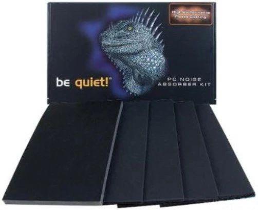 be quiet! mata wyciszająca komputer