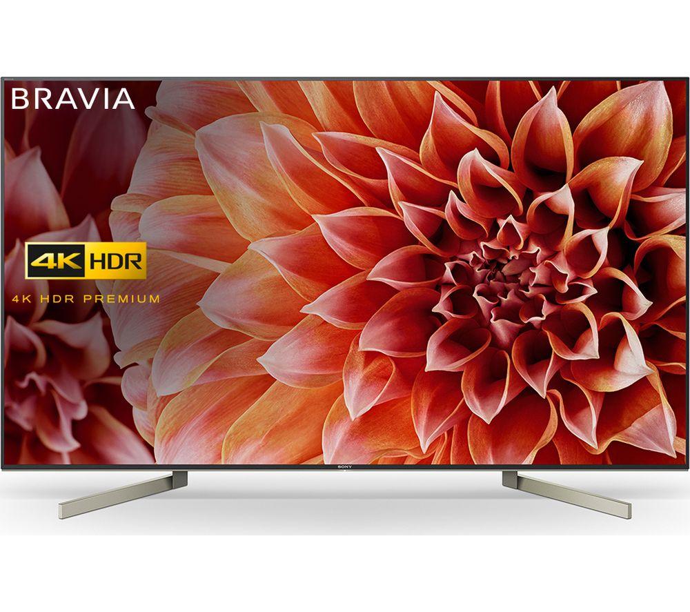 """Telewizor LED 65"""" Sony KD-65XF9005, 4K 100Hz, BT, WiFi, Android, cena po dodaniu 2 przedmiotu"""