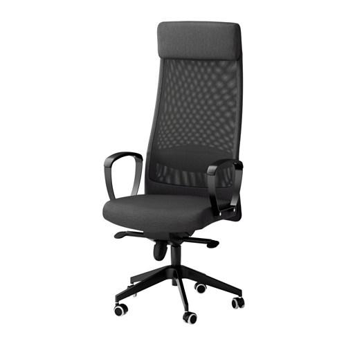 MARKUS IKEA W-wa Targówek Krzesło obrotowe