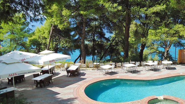 Grecja (Chalkidiki): 3* hotel z HB za 959 zł  Wylot jutro z Warszawy na tydzień.