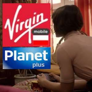 30zł CashBacku za abonament w Virgin Mobile Polsko od Planet Plus PL