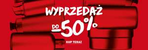 Wyprzedaż z rabatami do 50% @ The Body Shop