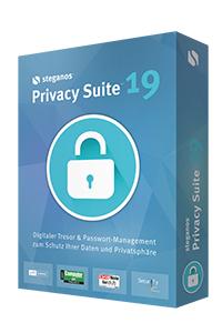 Steganos Privacy Suite 19 - dożywotnia licencja na 1 komputer