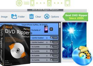 Winx DVD Ripper Platinum - V8.9.3 25 Sep 2019 za darmo