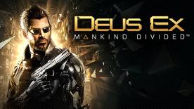 Gry z serii Deus Ex przecenione Steam